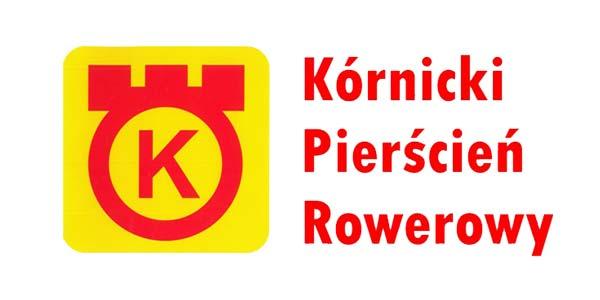 Kórnicki Pierścień Rowerowy - logo