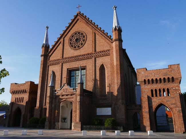 Kościół pw. Wszystkich Świętych w Kórniku
