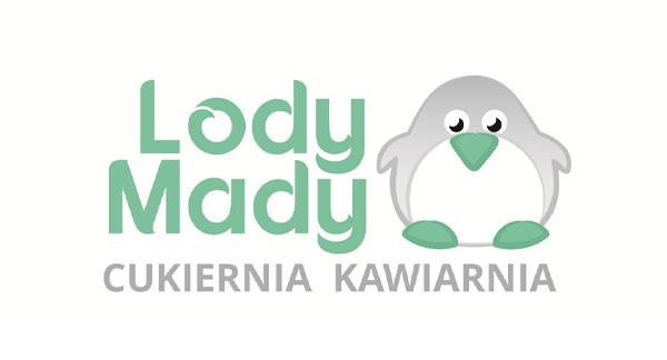 Kawiarnia - Cukiernia Lody Mady Kórnik - logo