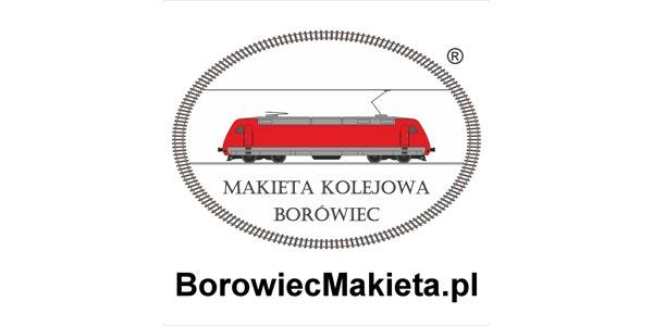 Makieta kolejowa - Borówiec