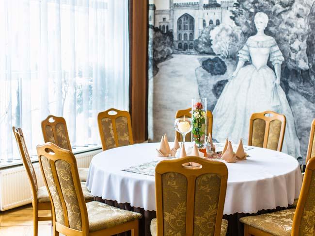 Restauracja Biała Dama - Kórnik