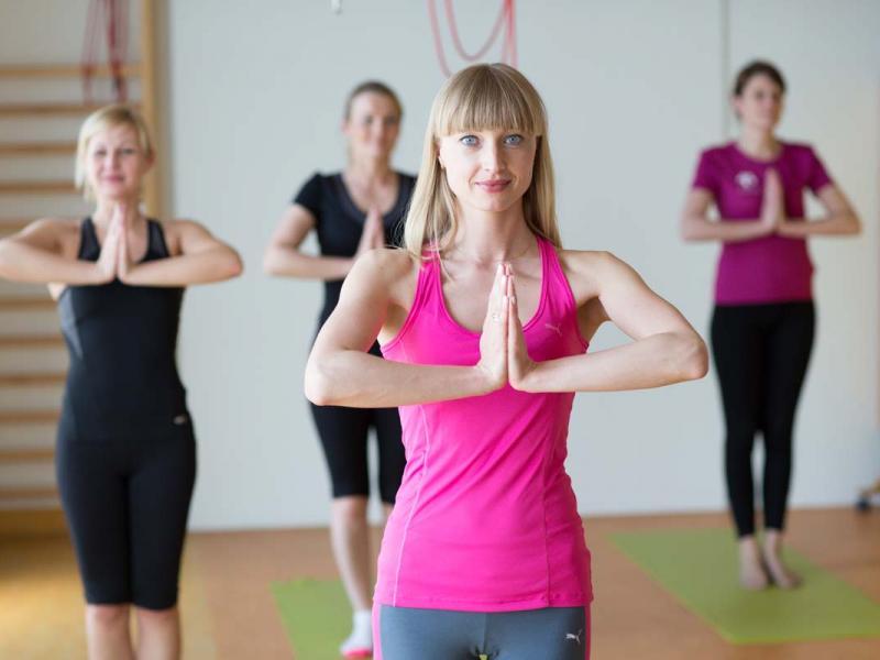 Zajęcia fitness - Oaza Kórnik