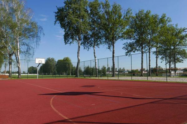 Boisko do koszykówki - Błonie Kórnik