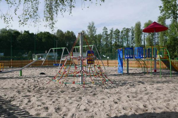 Plac zabaw dla dzieci - Błonie Kórnik