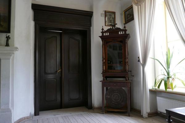 Dwór w Koszutach - Muzeum Ziemi Średzkiej