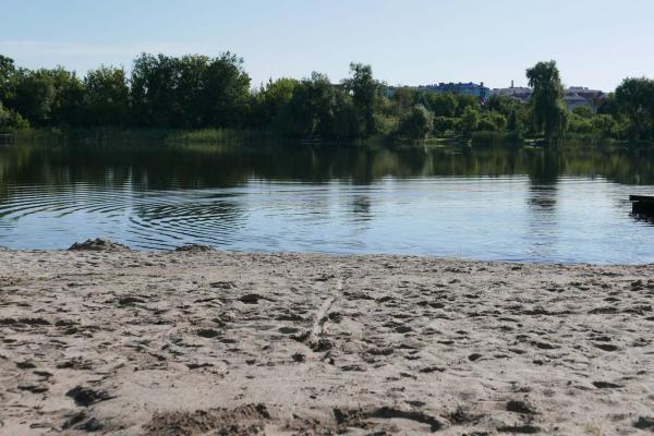 Plaża i kąpielisko - KCRiS Oaza Błonie
