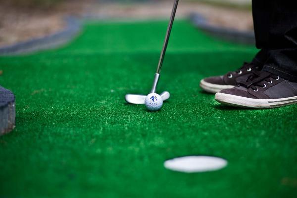 Mini golf - Kórnik Oaza
