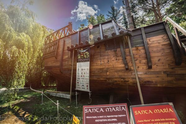 Muzeum Arkadego Fiedlera - Puszczykowko - fot. Tomasz Siuda - zdrona.com