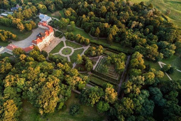 Muzeum Pałac w Rogalinie - fot. Tomasz Siuda - zdrona.com