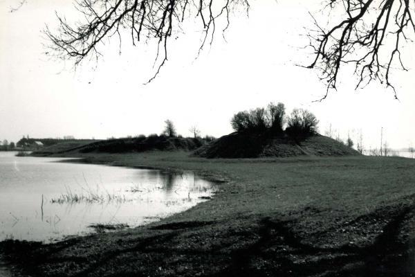 Półwysep Szyja - Bnin - 1961 rok, fot. E. Linette