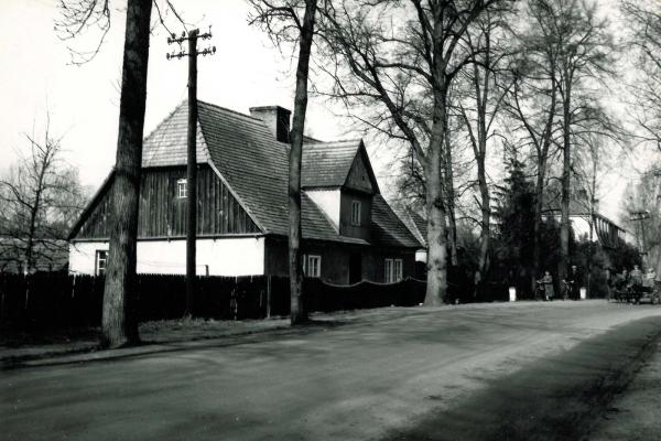 Prowent Kórnik - 1961 rok - fot. Eugeniusz Linette