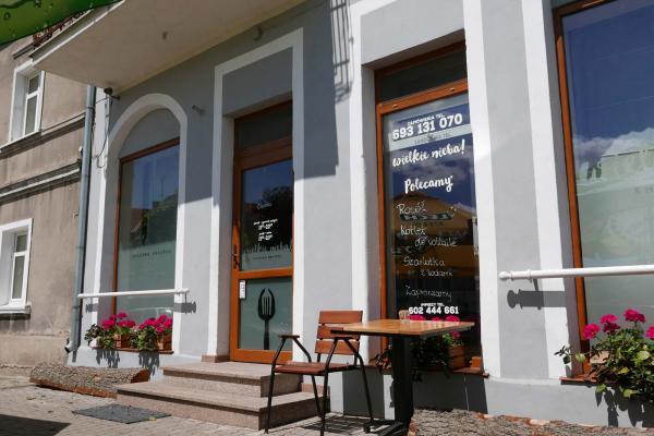 Restauracja Wielkie Nieba - Bnin