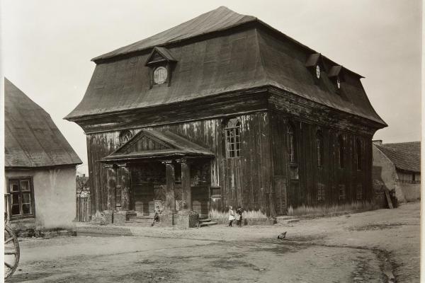 Synagoga Żydowska w Kórniku - rozebrana w 1940 roku