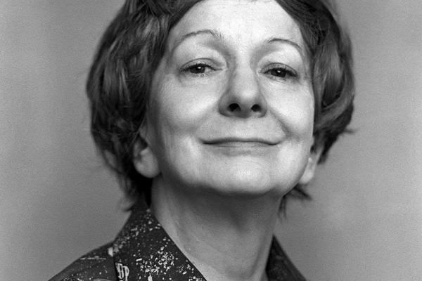 Wisława Szymborska - fot. autor nieznany