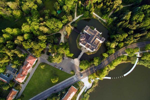 Zamek w Kórniku - fot. Tomasz Siuda - zdrona.com